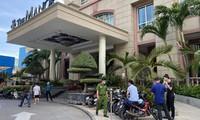 Khám xét nơi ở của Phó Chủ tịch TP Hồ Chí Minh Trần Vĩnh Tuyến