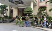 Clip khám xét nơi ở của Phó Chủ tịch TP HCM Trần Vĩnh Tuyến