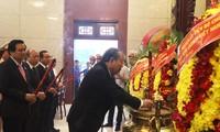 Phó Thủ tướng Thường trực Trương Hòa Bình dự Đại hội Đảng bộ Long An