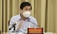 Chủ tịch TPHCM đề nghị khởi tố bị can đối với bệnh nhân 1342