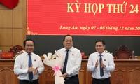 Long An bầu thêm Phó Chủ tịch UBND tỉnh