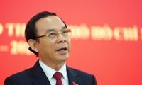 Ông Nguyễn Văn Nên làm Trưởng ban Ban Chỉ đạo bầu cử tại TPHCM