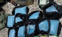 Phát hiện, thu giữ kho ma túy 'khủng' tại TP HCM