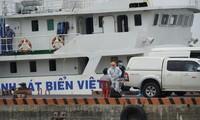 Vũng Tàu: Thuyền viên tử vong, xét nghiệm phát hiện 5 người dương tính SARS-CoV-2