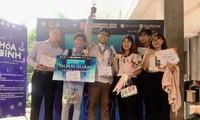 """Sinh viên khoa Y (ĐHQG TP. HCM) giành giải Nhất cuộc thi """"Hóa Sinh Championship"""""""