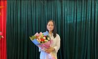 Ước mơ trở thành phóng viên của nữ sinh thủ khoa Hà Tĩnh