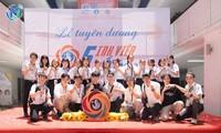 """Trường ĐH Mở TP. HCM: Tuyên dương """"Sinh viên 5 tốt"""""""