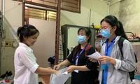 Sinh viên KTX ĐHQG TP. HCM ủng hộ bà con miền Trung gần 400 triệu đồng