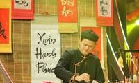 Chàng trai muốn đưa hồn chữ Việt ra thế giới
