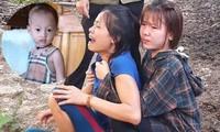 Cháu Phạm Đăng Khôi và người thân