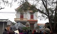 Ngôi nhà nơi xảy ra vụ án