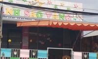 Cơ sở mẫu giáo nơi bé Diễm đang theo học