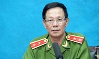Ông Phan Văn Vĩnh. Ảnh: Công an nhân dân