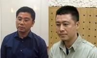 Hai ông trùm đường dây Nguyễn Văn Dương và Phan Sào Nam
