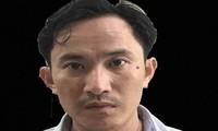 Dũng là kẻ cầm đầu bắt giữ, tra tấn chị Y. đã bị cảnh sát bắt. Ảnh CA