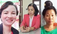 Chân dung 3 người đàn bà liên quan tới vụ nữ sinh Điện Biên bị sát hại dã man