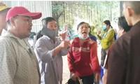 Tịnh thất Bồng Lai bị côn đồ gây náo loạn, đập phá