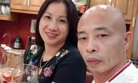 """Vợ chồng Đường - Dương lúc chưa bị bắt. Ảnh: Facebook của Đường """"Nhuệ"""""""