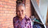 Bà Nguyễn Thị Khuôn. Ảnh: gia đình cung cấp