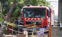 Công an thông tin chính thức về vụ cháy làm 6 người trong gia đình tử vong