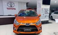 Toyota Wigo giảm giá mạnh trước sức ép từ đối thủ