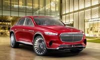Mercedes-Maybach GLS có thể là mẫu xe đắt nhất được sản xuất tại Mỹ