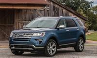Khách hàng phản ánh Ford Explorer bị rò rỉ khí độc hại vào cabin