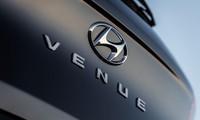 Hyundai Venue - Mẫu crossover cỡ nhỏ lạ lẫm sắp trình làng