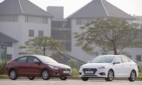 Hyundai Accent và Tucson có doanh số đột biến trong tháng 3
