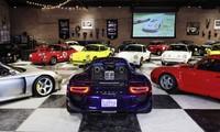 Loạt Porsche cổ hư hỏng nặng trong vụ nổ tòa nhà ở Mỹ