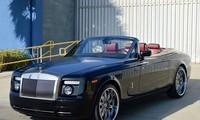 Rolls-Royce Phantom Drophead Coupe 2008 bán đấu giá chỉ 3,1 tỷ đồng