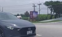 Mazda 3 thế hệ mới chạy thử tại Thái Lan