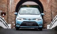 Toyota triệu hồi 'thùng tôn' Vios do lỗi túi khí Takata tại Việt Nam