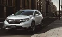 Triệu hồi gần 13.000 chiếc Honda CR-V do lỗi cần số