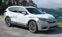 Honda CR-V 2020 lộ những hình ảnh chạy thử mới
