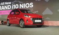 Hyundai Grand i10 thế hệ mới, giá rẻ trình làng ở Ấn Độ