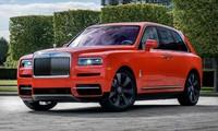 Đại gia được gắn tên cho 10 màu độc xe Rolls-Royce