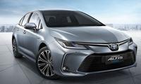 Toyota Corolla Altis thế hệ mới trình làng thị trường Đông Nam Á