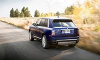 Hàng trăm SUV siêu sang Rolls-Royce Cullinan bị triệu hồi