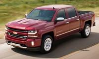 Gần 3,5 triệu xe bán tải và SUV của GM bị triệu hồi