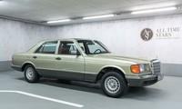 Mercedes-Benz S-Class 37 năm tuổi được định giá hơn 1,2 tỷ đồng