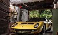 Siêu xe Lamborghini Miura gần 50 năm tuổi giá gần 1,6 triệu USD