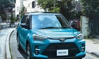 SUV cỡ nhỏ Toyota Raize ra mắt tại Nhật Bản