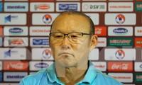 HLV Park Hang Seo: Tôi nghĩ rằng trọng tài có thể chưa đúng
