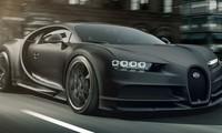 'Hàng độc' Bugatti Chiron Noire chỉ 20 chiếc trên toàn thế giới