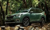 Subaru triệu hồi Forester do lỗi hụt hơi của động cơ boxer