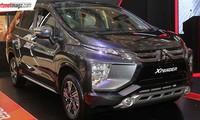 Mitsubishi Xpander ra mắt phiên bản mới tại Indonesia