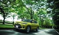 Toyota Raize tạo tiếng vang ở thị trường quê nhà