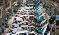 Ford tạm dừng hoạt động của nhiều nhà máy trên thế giới. Ảnh: The New York Times