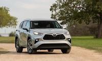 Triệu hồi Toyota Highlander 2020 gặp lỗi có thể chết máy đột ngột